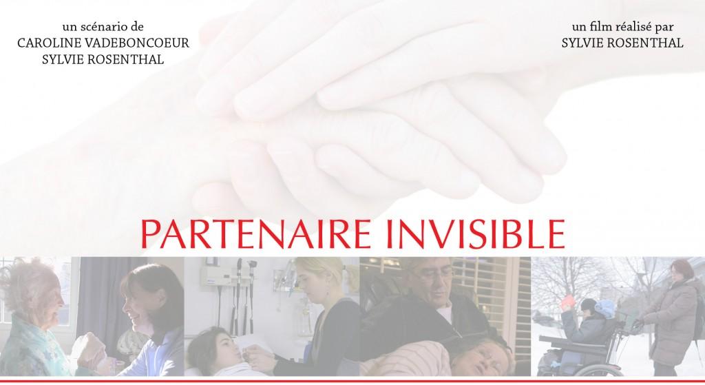 Partenaire Invisible - affiche