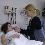 Partenaire invisible-Catherine et sa fille Maëlle